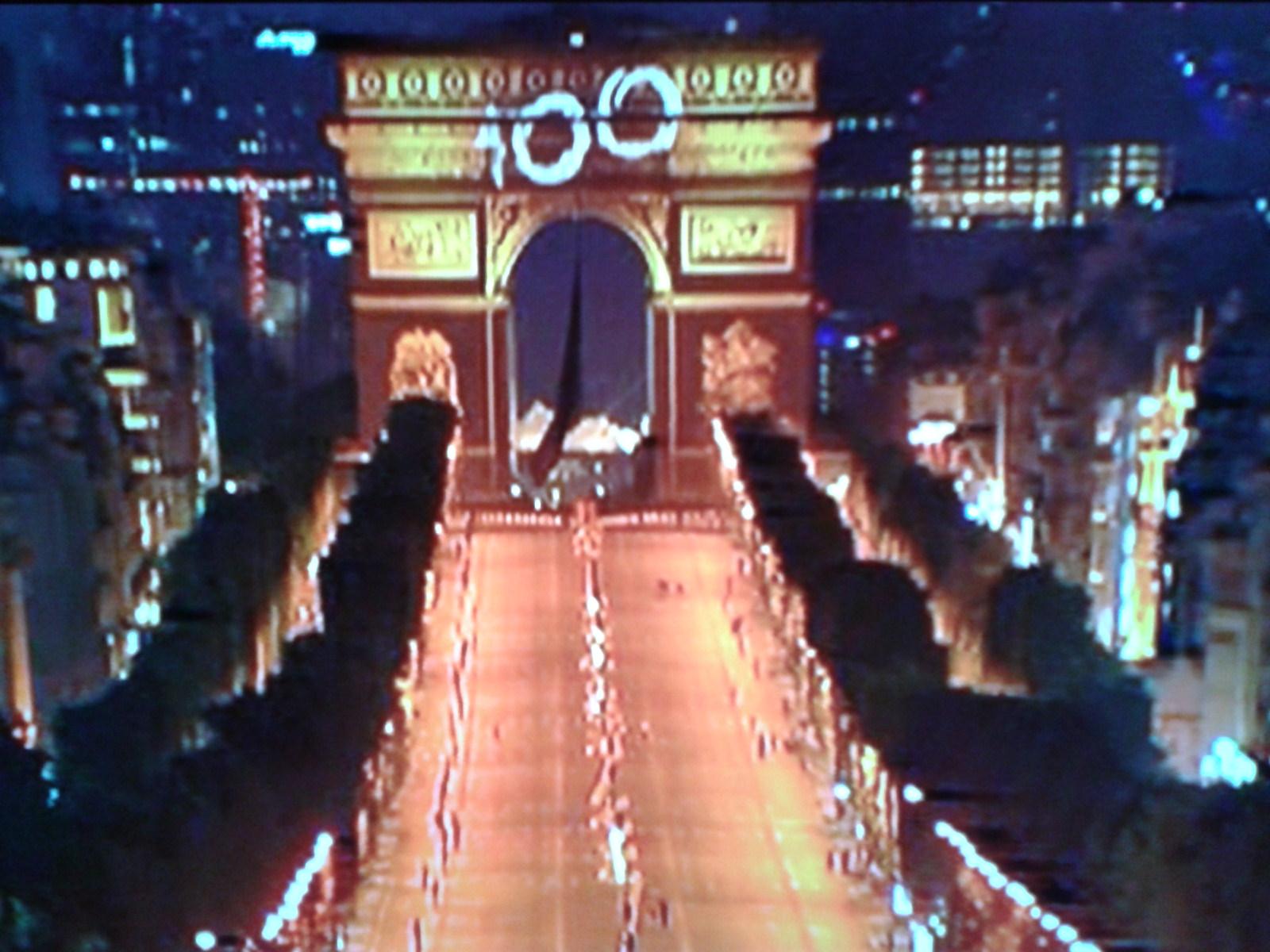 Die Tour 2013 endet in wie immer in Paris