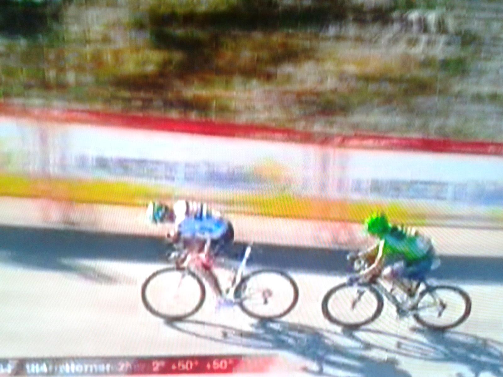 Chris Horner und Alejandro Valverde
